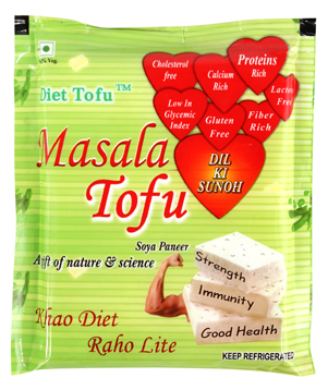 Tofu Soya Paneer | Tofu Soya Milk | Diet Tofu Soya Food Products in Delhi (India)